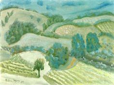 Vermont - Milton Avery - The Athenaeum