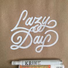 Typography Mania #312 | Abduzeedo Design Inspiration