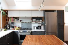 this is open kitchen storage that i reeealllly like