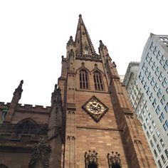 #MerrickGarland #NewYorkCity #Manhattan #TrinityWallSt @TrinityWallSt #BriceDailyPhoto