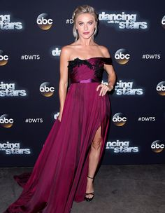 The Scoop on Julianne Hough's Ethereal Look on Last Night's Dancing with the Stars  from InStyle.com
