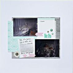 Layout von Melanie Vogt für www.danipeuss.de