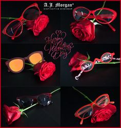 d1fa2ce7eda97 Get 15% OFF site wide by using the coupon code VDAY16 upon checkout.  www.ajmorganeyewear.com