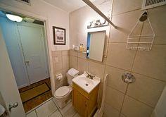 Bathroom #studio #loft  #rent4days #shorttermrentals #holiday #miami #miamibeach