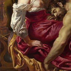 Samson and Delilah, Rubens