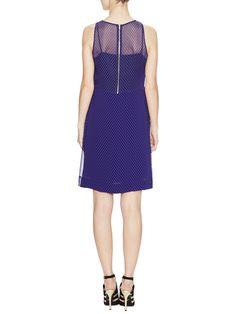 Abrielle Hot Fix Silk Dress by Diane von Furstenberg     <<  64% OFF  >>  3/21/15