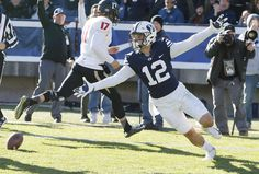 Happy Tanner Mangum/Kai Nacua Day: 12 Days to Kickoff! - Loyal Cougars - Events in World Byu Football, College Football, Blue Bloods, 12 Days, Kai, My Love, Happy, Events, News
