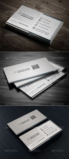 Clean simple business card design design business cards clean business card vol 07 photoshop psd blue simple available here httpsgraphicriveritemclean business card vol 077992708refpxcr colourmoves