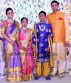 Nimisha Half Saree Ceremony
