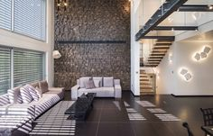 Martin Kesel Architects Design a Stylish Contemporary Home in Israel