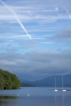 windermere dawn - been here
