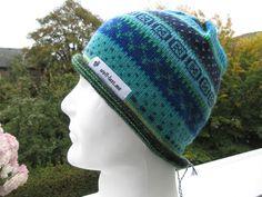 Strickmützen - Bunte Mütze Gr. L - ein Designerstück von Lotta_888 bei DaWanda