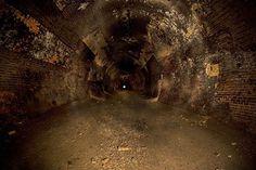 Abandoned Train Tunnel - Santa Cruz Mountains, CA