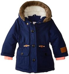 Carter's Baby Girls' Heavyweight Single Jacket, Navy, 12 Months Girls Dress Pants, Baby Girl Dresses, Dress Outfits, Carters Baby Girl, Baby Girls, Toddler Girl Outfits, Toddler Girls, Baby Girl Fashion, Canada Goose Jackets