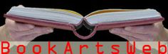Book Arts Web: Link to Bookbinding Tutorials and Reference