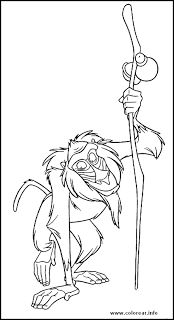 color therapy coloring pages lion king | Roi lion dessins à colorier! | Lion king drawings, King ...