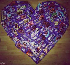 El chocolate Milka #cosasquemehacenfeliz