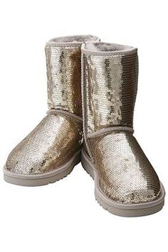 Shop for Womens UGG Classic Short Sequin Boot in Purple at Shi by Journeys.