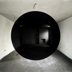 Installations by Georges Rousse. @Graycen Colbert, this guy does some really fucking cool stuff. I'm drawn to the optical illusion aspect.