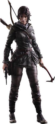 BLOG DOS BRINQUEDOS: Lara Croft Tomb Raider Collectible Figure
