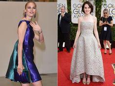 Los mejor vestidos de 2014 según Vanity Fair (© Jacopo Raule/Getty Images & Jordan Strauss/Invision/AP)