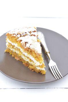 La Carrot Cake perfetta: just a slice!