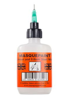 Masquepaint : Applicator for Fluid Paint, Ink and Dye Art And Craft Materials, Jackson's Art, Art Supplies, Arts And Crafts, Ink, Fine Art, Painting, Painting Art, Paintings