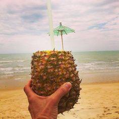 #SanFelipe, we salute you! Sunday Piña Colada, this is #BajaCalifornia  -Adventure by josemaritza
