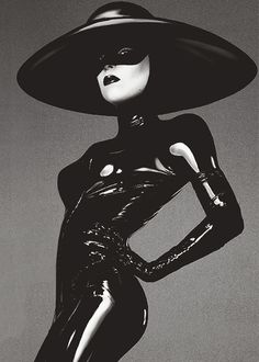 Lady Gaga: Fame. #blackandwhite http://www.pinterest.com/TheHitman14/black-and-white/