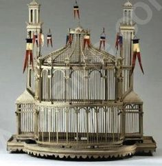 French Birdcage