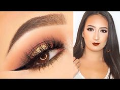 Night Time Makeup Look Collab with Goldaesthetic - Sofie Bella - YouTube MUG Frappe, Coco Bear, Chikadea, Untamed, ABH Morocco