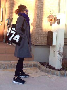 FRAMeWORKのチェスターコート「W/Nビーバー チェスターコート◆」を使ったmayumiのコーディネートです。WEARはモデル・俳優・ショップスタッフなどの着こなしをチェックできるファッションコーディネートサイトです。