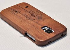 Samsung galaxy s5 casewooden samsung galaxy s5 by GOODWOODEN