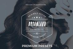 Dreamland Lightroom Presets by Artmonk