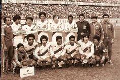 Perú en Lima contra Uruguay, despues fuimos al mundial de España 1982. August 15, 2015.
