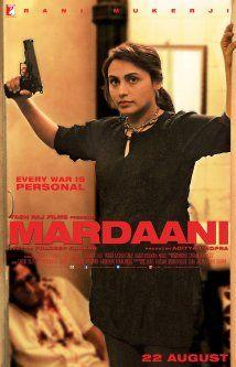 Mardaani (2014) Poster