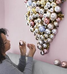 Add a personal touch with IKEA home decor that makes your house an inviting home. Ikea Christmas Gifts, Ikea Christmas Decorations, Sparkle Decorations, New Years Decorations, Tree Decorations, Christmas Crafts, Holiday Decor, Affordable Furniture, Ornament Wreath