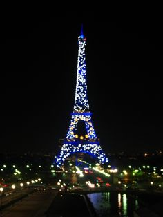 paris, t - ONE WEEK!
