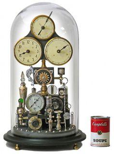 Roger Wood Clock.