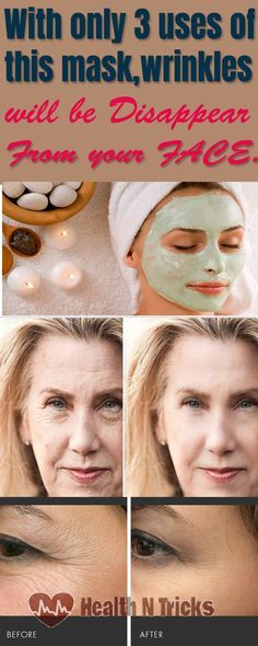 Magical Mask Will Remove All Kind of Wrinkles Naturally
