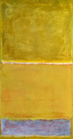 Mark Rothko, Untitled 1950-52, The Tate by J'attends...