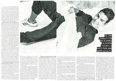 Delrieu Canales presse @delrieucanales @caras  #revue #delrieucanales #presse