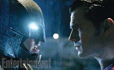 Face off, minus John Travolta and Nicolas Cage (Image: DC Comics via Entertainment Weekly)