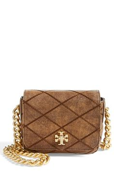Tory Burch 'Mini Lysa' Crossbody Bag Ranch