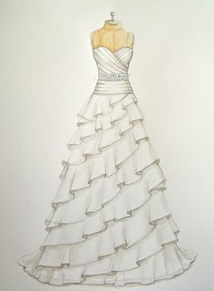 o meu vestido de sonho
