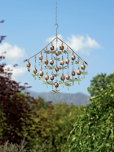 Dragonflies and Bells Wind Chimes | Metal Dragonfly Wind Chimes