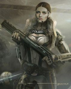 Polizeikontrolle von Eve Ventrue
