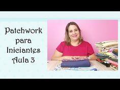Patchwork para Iniciantes Aula 3 - Como combinar tecidos - YouTube