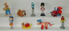 My Collection : Magic Roundabout (Le Manège Enchanté) Kinder Cartoon Figures