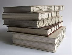 one of these days, i'm going to attempt to create my own hand-bound book. :)